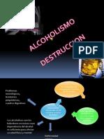EL Alcoholismo Diapositivas Para Exponer