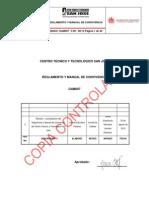 Gam007 Reglamento y Manual de Convivencia