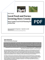 Local Food and Farms - BOS Adopted September 2010