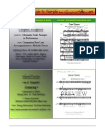 Free Significant Music®™ Sheet Music Preview Downloads