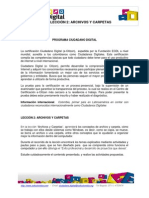 Ciudadano Digital Nivel1 Leccion2