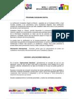 Ciudadano Digital Nivel1 Leccion3