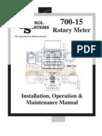 PETRO TCS Ops Manual 700-15