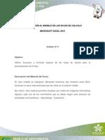 Excel Material Unidad 2