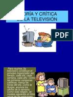 Teoría y Crítica de Espectaculos - Clase de TV