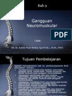 BAB 9 Gangguan Neuromuskular