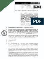 Excepcion - Expediente n 548-2012