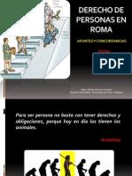 Derecho de Personas en Roma 1