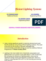 3.3 Energy Efficient Lighting Systems Ppt-Ak.khanra