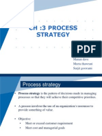 Process Strategy