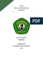 Rama Nugraha _0909025055_ Tugas 2 Rekayasa Lingkungan