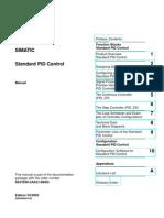 Standard PID Control - Manual