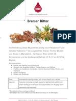 Der Bremer Bitter