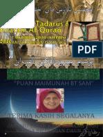 Tadarus Dan Khatam