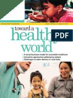 13 Toward a Healthy World