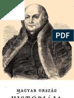 Budai Ézsaiás - Magyar Ország históriája, 1. kötet (1811)