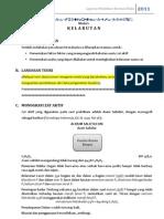 Laporan - Farmasi Fisika 2011 - IsI