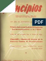 PRINCIPIOS N°12 - JUNIO DE 1942 - PARTIDO COMUNISTA DE CHILE