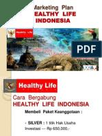 Marketing Plan Healthy Life Indonesia