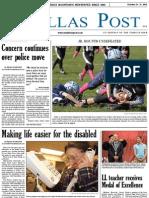 The Dallas Post 10-21-2012