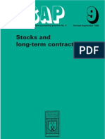 SSAP 9 Stocks and Long Term Contracts
