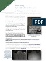 Reflectance Transformation Imaging Leaflet