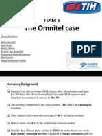 Omnitel Case Team 5