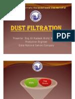 Dust Filtration