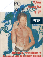 Kenpo Karate. Raul Gutierres