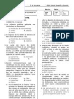 SESIONES DE AP [5º A ]. Examen