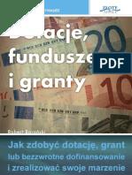 Dotacje Fundusze i Granty