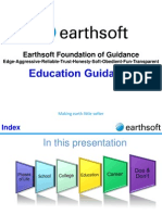4 a Earthsoft Education Guidance Part 1