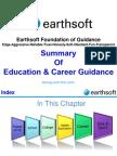 4-E-Earthsoft- Education and Career Guidance- Summary