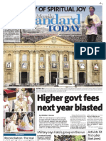 Manila Standard Today - Monday (October 22, 2012) Issue
