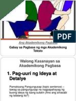Akademikong Pagbasa Edited