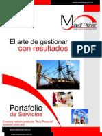 Porta Folio Max i Mizar