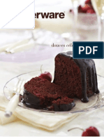 Catalogue Tupperware 2012
