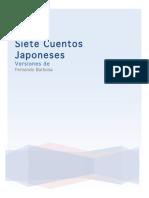 Siete Cuentos Japoneses Fb