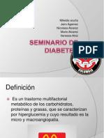 Seminario de Diabetes