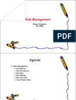 Risk Mgmt Trg