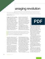 Risk-Managing Revolution (Arab Spring)