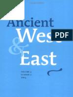 Medes in Media, Mesopotamia, And Anatolia C.tuplin