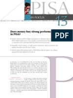 Pisa in Focus [Oecd] 2012_does Money Buy Strong Performance in Pisa