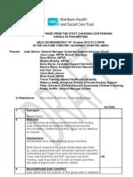Response Staff Charging Consultation 10th October 2012 v1