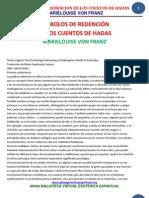 SIMBOLOS de LOS CUENTOS de HADAS Franz Marie Louise Www.gftaognosticaespiritual