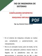 compiladores intérpretes y máquinas virtuales