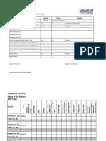 7 Handover -Checklist Format