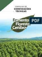 Cartilha Recomendacoes Fomento Florestal