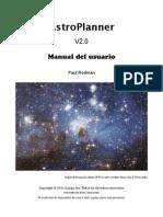 Traducción del Manual de AstroPlanner V2 al castellano