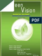 1st Newsletter Green Brigade Oct 2012